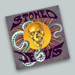 "STONED JESUS Vinyl ""First Communion"""