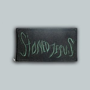 stoned jesus patch